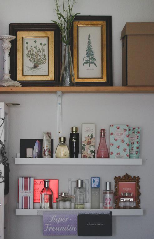 parfüm aufbewahrung perfume storage