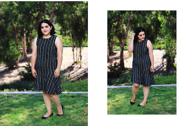 Outfit of the Day | The Drop Waist Dress