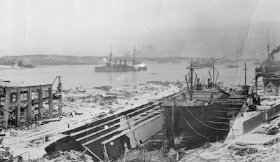 Newly discovered account of the deadly Halifax explosion