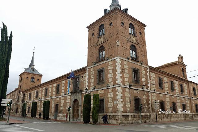 Colegio de Málaga - Facultad de Filosofía. Alcalá de Henares