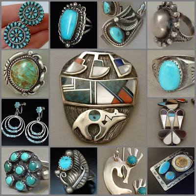 See Our Newly Added Vintage Native American Jewelry