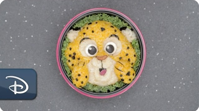 Learn How to Make a Bento-Clawhauser!