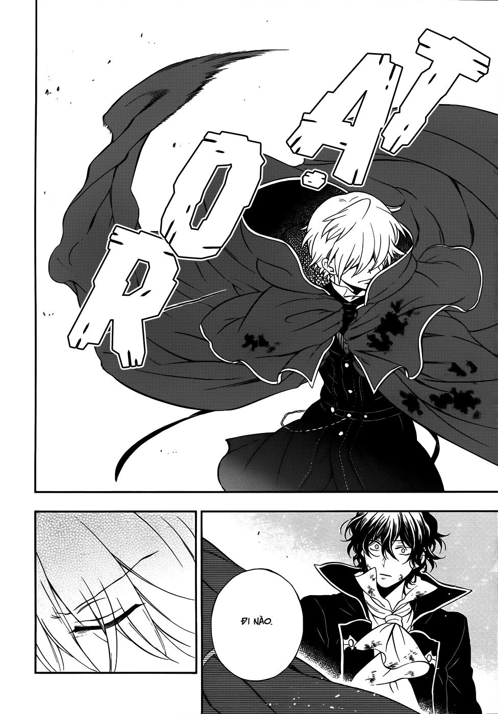 Pandora Hearts chương 098 trang 36