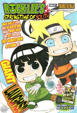 Naruto - Rock Lee's Springtime of Youth