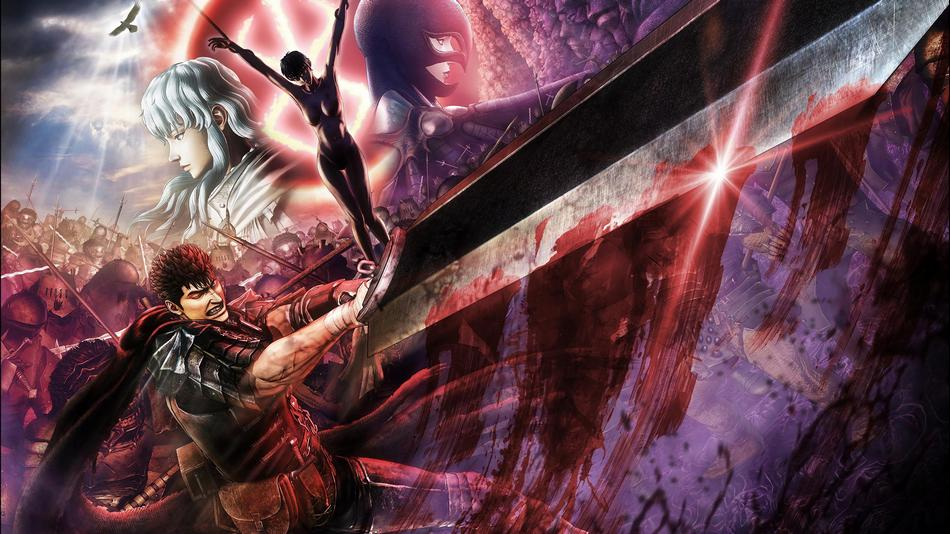 action fantasy anime series