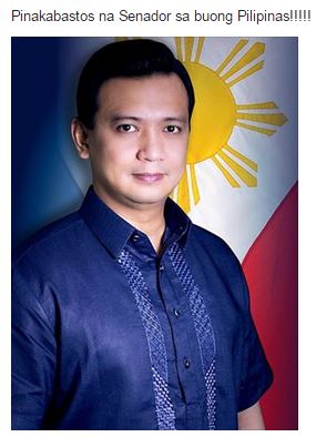 NETIZENS: Trillanes, The Most Rude Senator Of The Philippines! Find Out Why!
