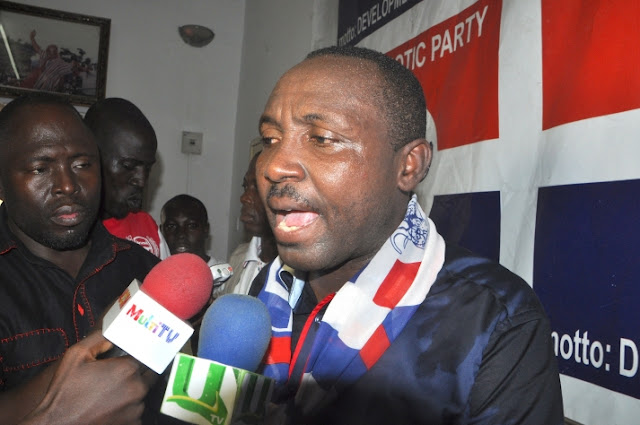 NPP condemns attacks on NDC supporters