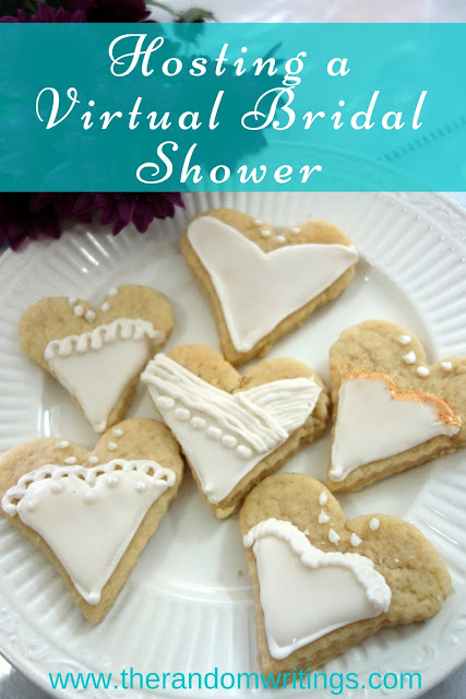 Hosting a Virtual Bridal Shower