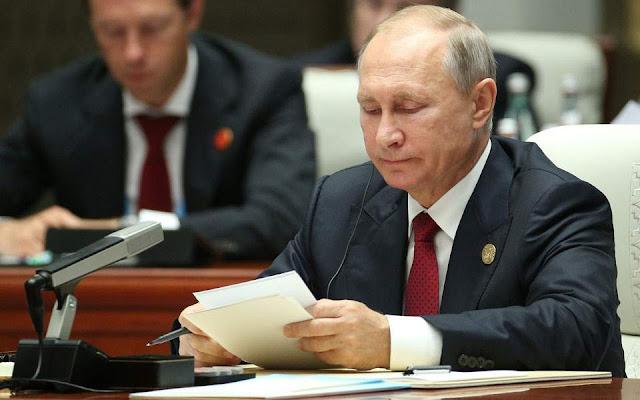 Πούτιν: Η κλιμάκωση της έντασης στη Β. Κορέα θα οδηγήσει σε παγκόσμιο όλεθρο