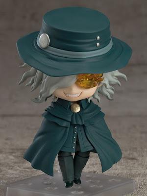 """Figuras: Imágenes del Nendoroid de Edmon Dantés en versión Estándar y Ascensión de """"Fate / Grand Order"""" - Good Smile Company"""