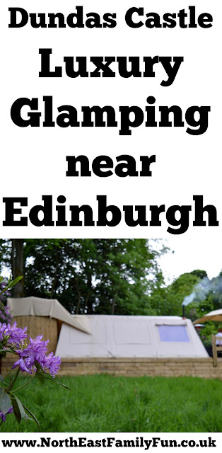 Dundas Castle Glamping Review | A beautiful retreat near Edinburgh