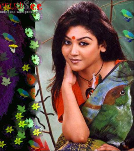 Bangladeshi Most Famous Actress Joya Ahsan