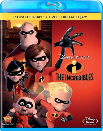 The Incredibles 2004 Dual Audio Hindi Bluray Download