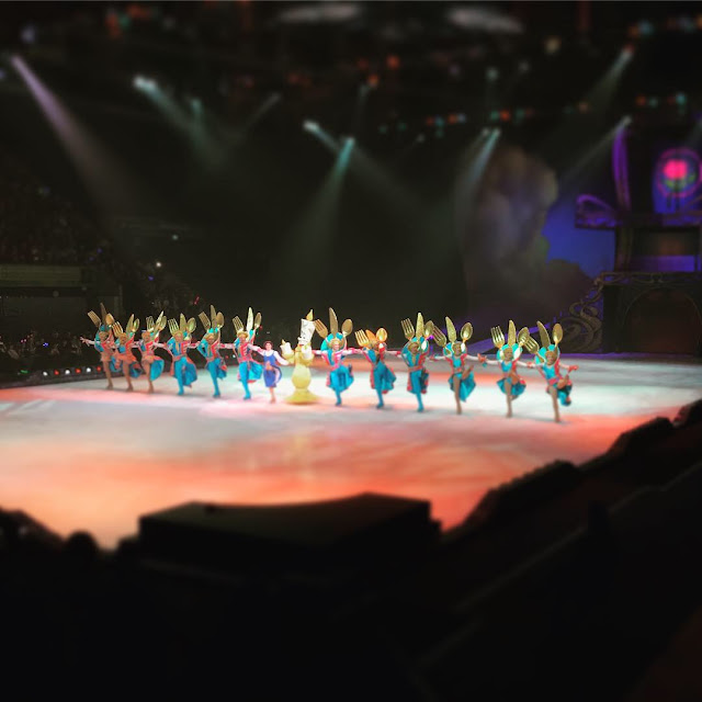 Disney on Ice presents Dream Big review - Be Our Guest