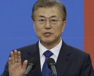 رئيس كوريا: بمساعدة الزعيم الكوري الشمالي ، أزلنا ظل الحرب