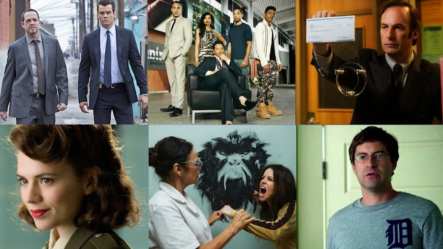 Winter TV Upcoming  2015 11 new TV shows worthy of a season pass