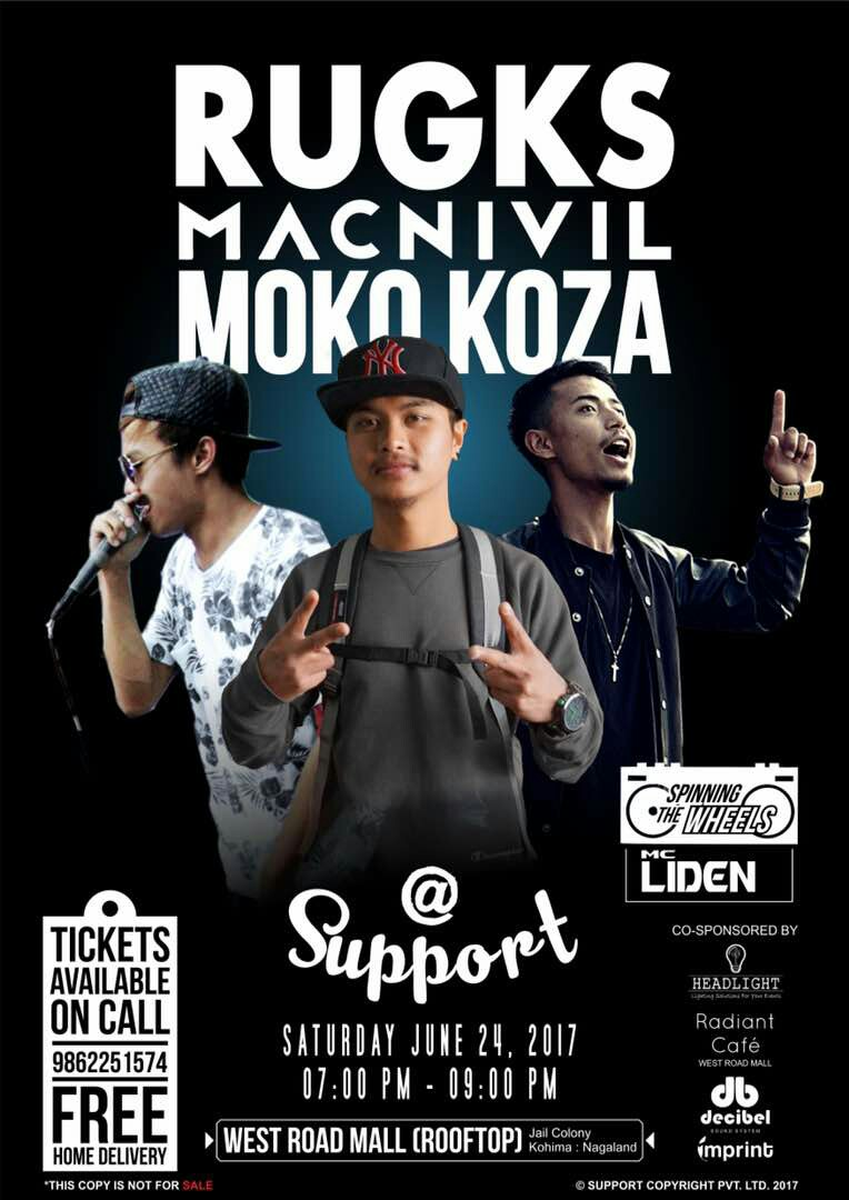 4th Edition Of Support Gig To Highlight Hip-Hop Culture