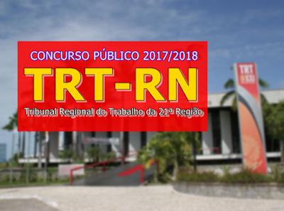Apostila para concurso TRT da 21ª Região RN 2017