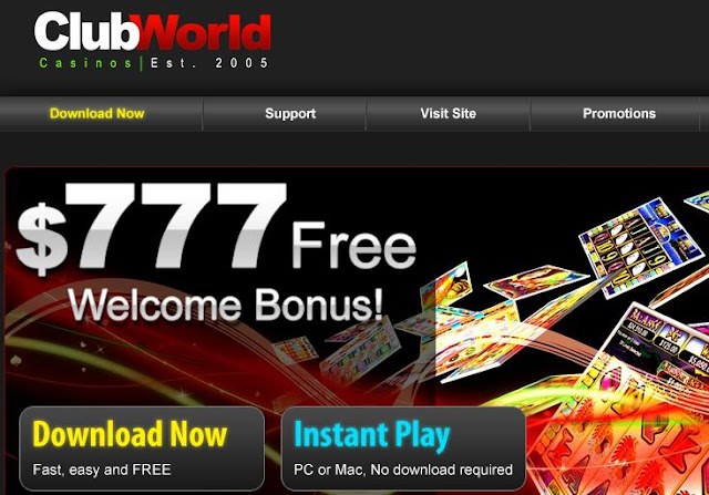 club world casino birthday bonus