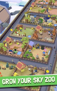 Download Game Rodeo Stampede Sky Zoo Safari V1.3.3 MOD Apk Terbaru