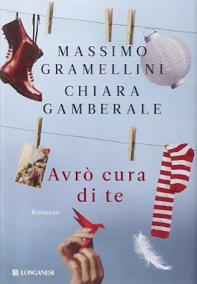 Recensione di Avrò cura di te' di Massimo Gramellini e Chiara Gamberale. Giò e Filemone. Longanesi.