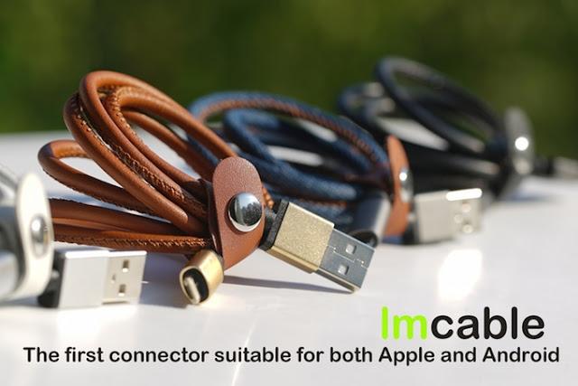 LMcable - Ein Ladekabel für Apple und Android | Das Gadget des Tages
