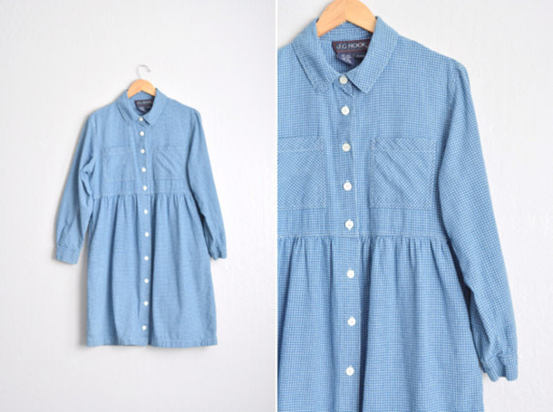 Darling Vintage vintage shirtdress | Room 334