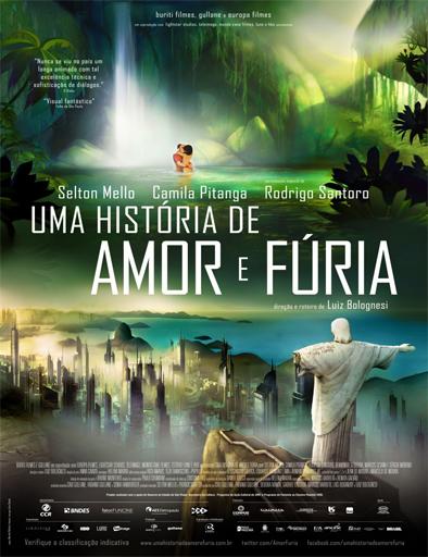 Ver Rio 2096: Una historia de amor y furia (2013) Online