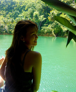 loboc green river in Bohol