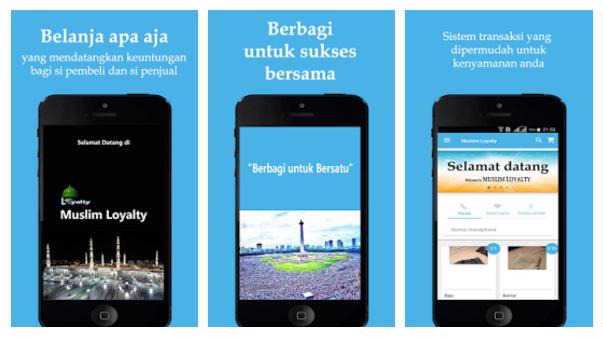 aplikasi muslim loyalti