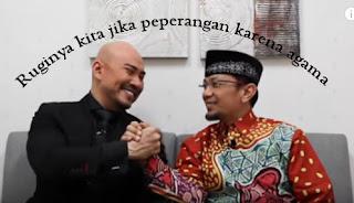 Ruginya Jika Perangan Agama di Indonesia