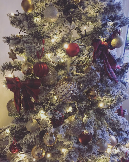 Instagram Catch Up: Christmas, Enchanted Woodland and Work Party, Christmas Tree
