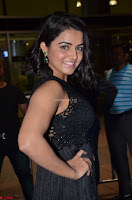Wamiqa Gabbi in a sleeveless Black Designer Transparent Gown at 64th Jio Filmfare Awards South ~  Exclusive 077.JPG