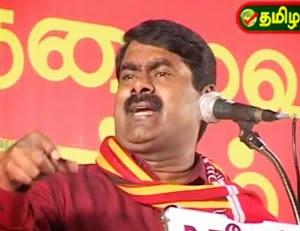 Seeman Speech – Prabhakaran 60th Birthday