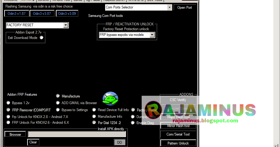 ANDROID BOX CRACK TOOL 1000% WORKING - Adamsoft-X