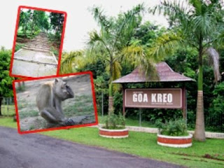 Jatibarang Reservoir and Goa Kreo