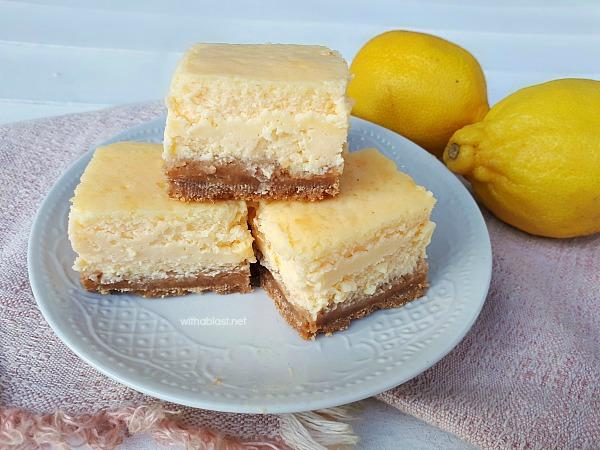 ... , basic recipe for Light Lemon Cheesecake - an all time favorite