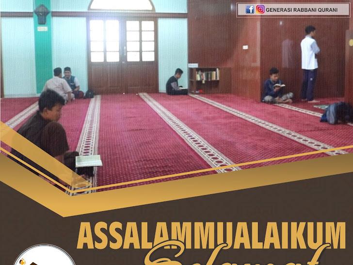 Terus Belajar Membaca Al-Quran