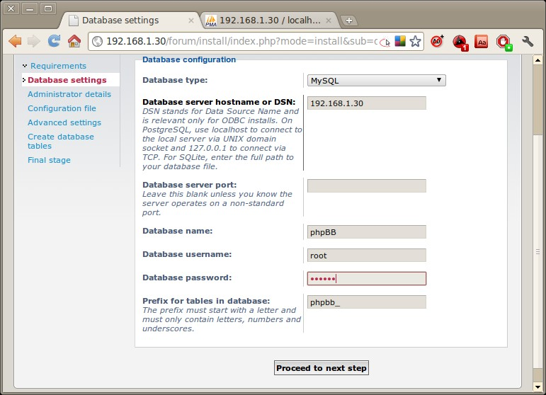 Install phpBB Forum On Linux (Centos 6) - -- IT Box for VN --