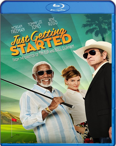 Just Getting Started [2017] [BD25] [Subtitulado]