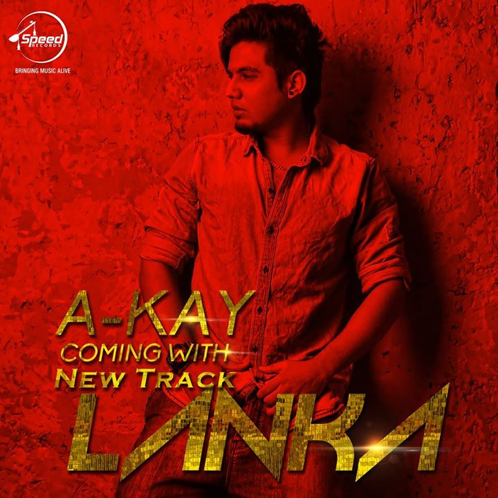A-Kay Is Coming With New Song - Lanka