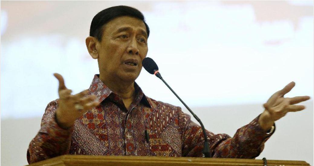 Wiranto: Saya Akan Habis-habisan Agar RUU Terorisme Disahkan
