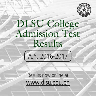 DCAT results 2016 2017