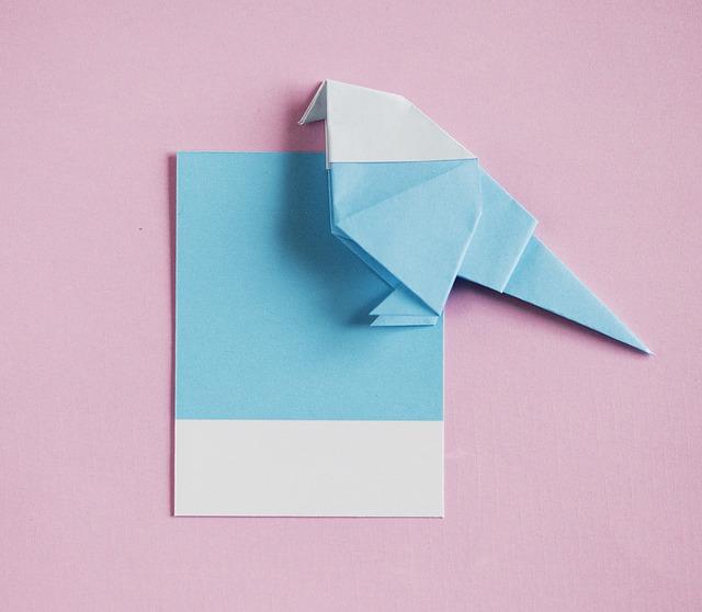 Cara Membuat Hiasan Dinding Kelas Berbahan Kertas Origami
