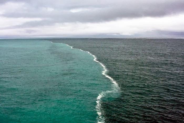 Melihat Keindahan Pertemuan Laut Baltik dan Laut Utara