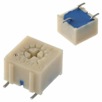 Leicameter 2 adjustable resistor
