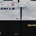 Uniforme[Kit] do Corinthians 16/17 Para Pes6 by Breno