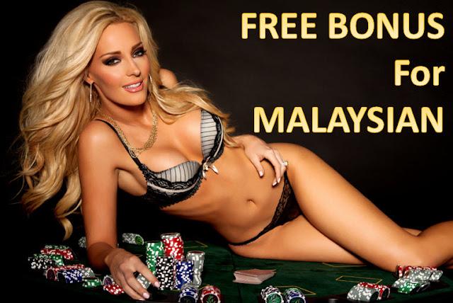 Casino online free deposit malaysia