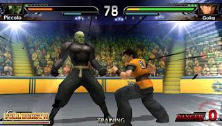 Dragon Ball Evolution PSP Games Emulator