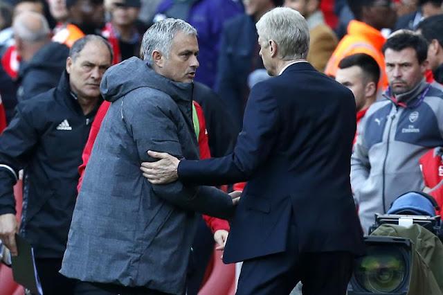 Prediksi Arsenal vs Manchester United, 02 Desember 2017